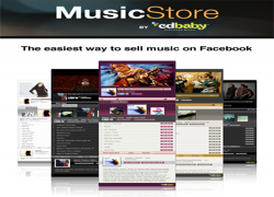 CD Baby Introduces MusicStore for Facebook