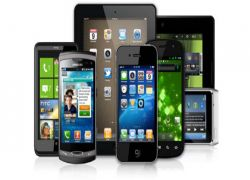 CES 2013: Tablets, Smartphones