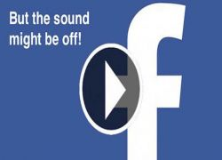 Most Facebook Videos Listened To With No Sound