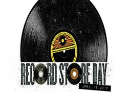 Record Store Day is April 18!