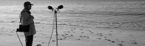 Get some inspiration in the magic of field recording