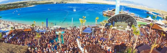 An overview of Hideout Festival in the Adriatic