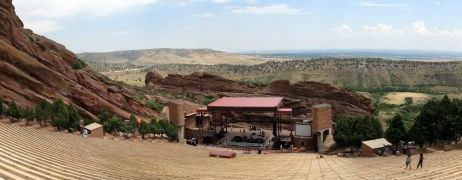 RED ROCKS HISTORY ON NEW YEAR'S EVE