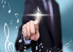 Manage the business of music