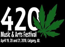 420 Music & Arts Festival 2018 Submission Deadline
