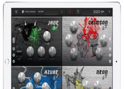 Meet Skram, the free iPad app full of patterns and synths