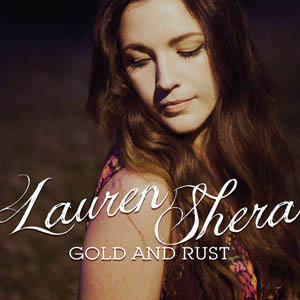 Lauren Shera Gold and Rust