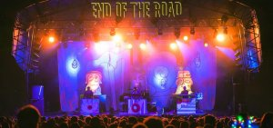The End of the Road Festival, North Dorset (August 31st to September 3rd)