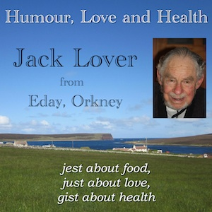 Jack Lover Humour Love and Health